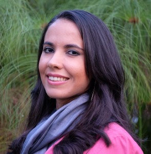 Professora orientadora Lídia Raquel Herculano Maia. Arquivo pessoal.
